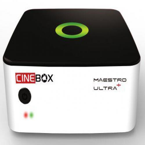 CINEBOX MAESTRO ULTRA +
